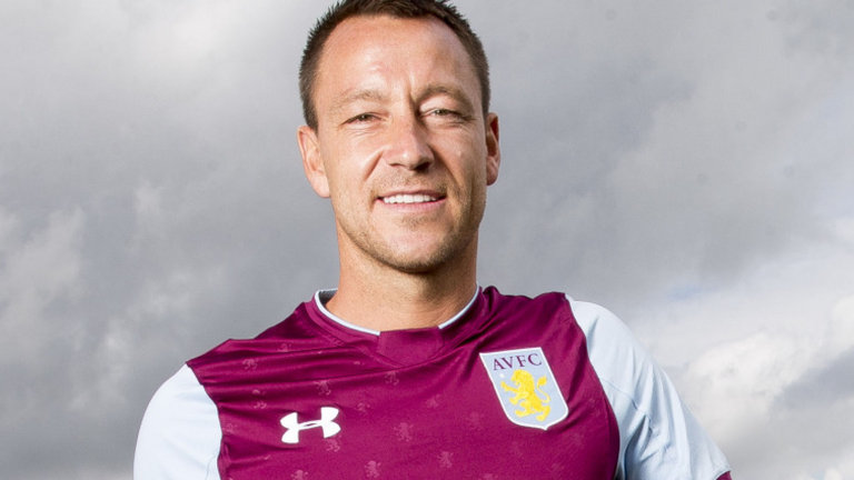 John Terry Joined Aston Villa