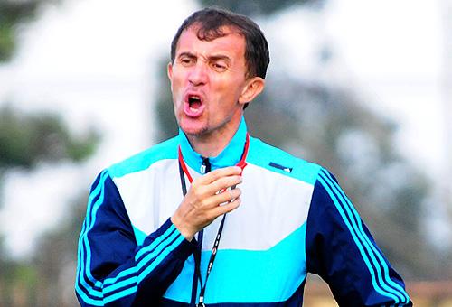 Coach Micho