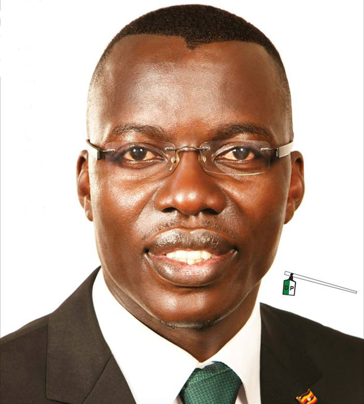 D.P Acting General Sec. Gerald Siranda - The Insider. Ug