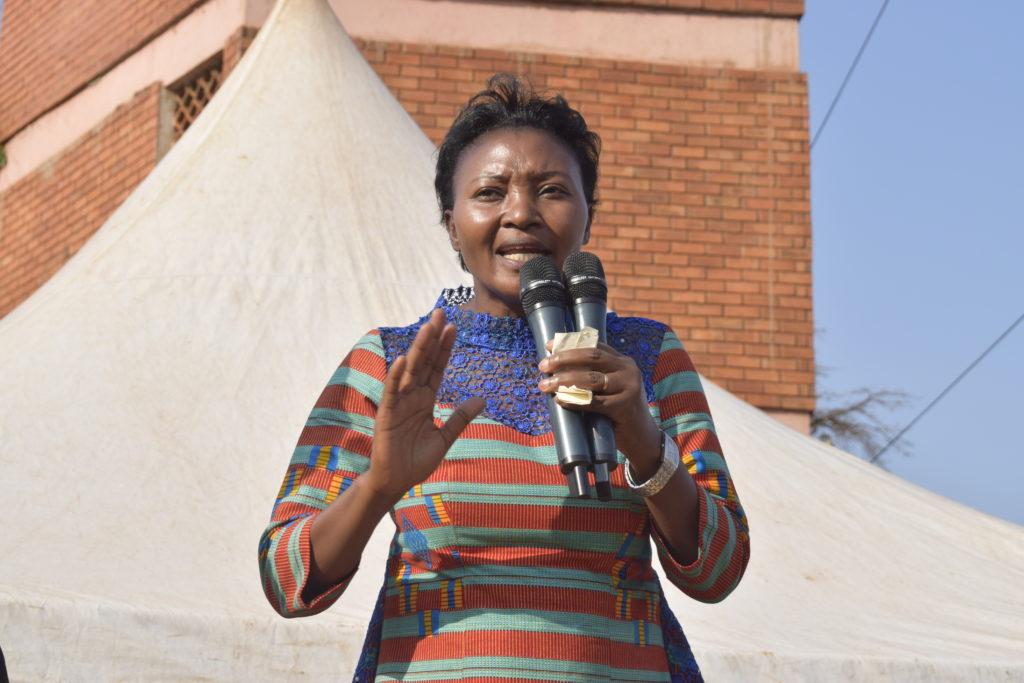 LOP Winnie Kiiza - The Insider.Ug