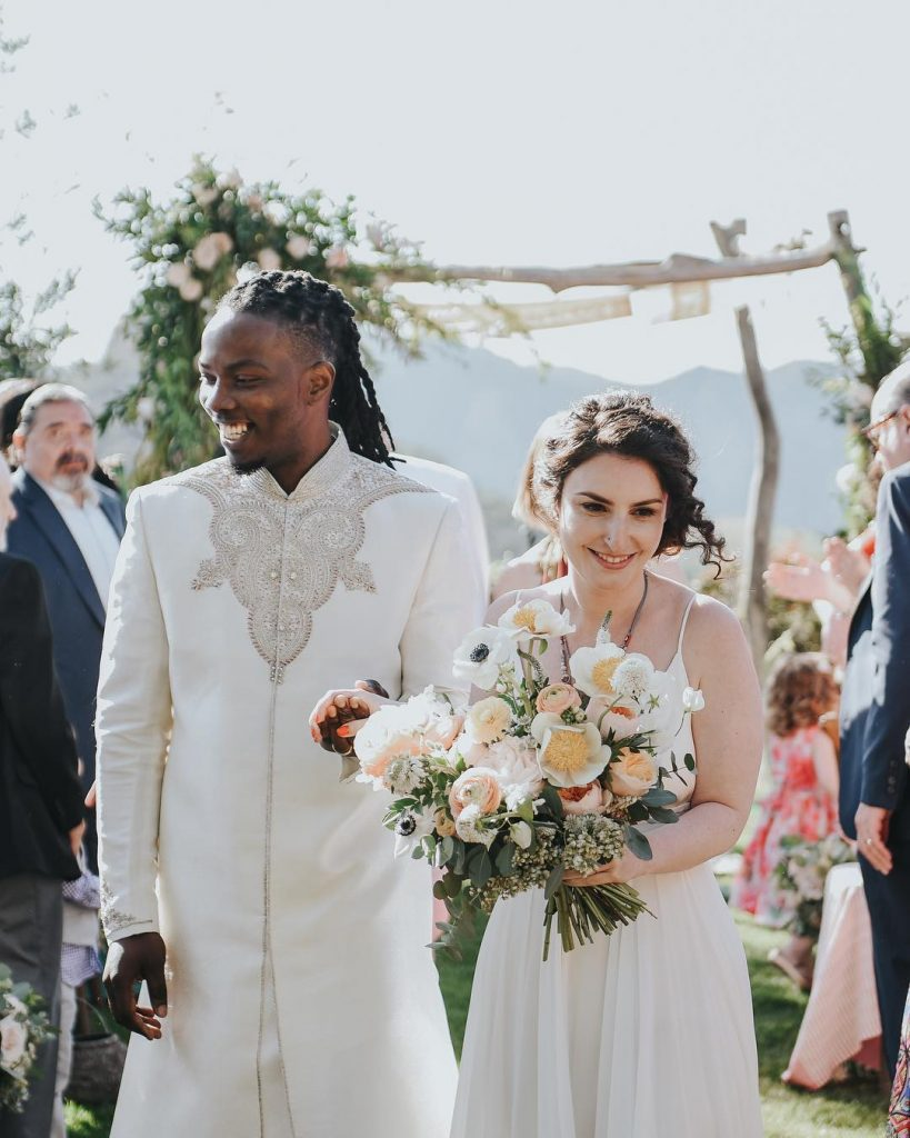 AY Weds Long Term Fiancee In A Private Wedding Ceremony
