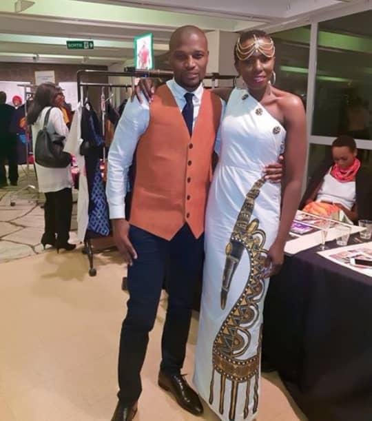 Stella Atal And Judith Heard Represent Uganda At International Fashion Event In Paris Theinsider Ug