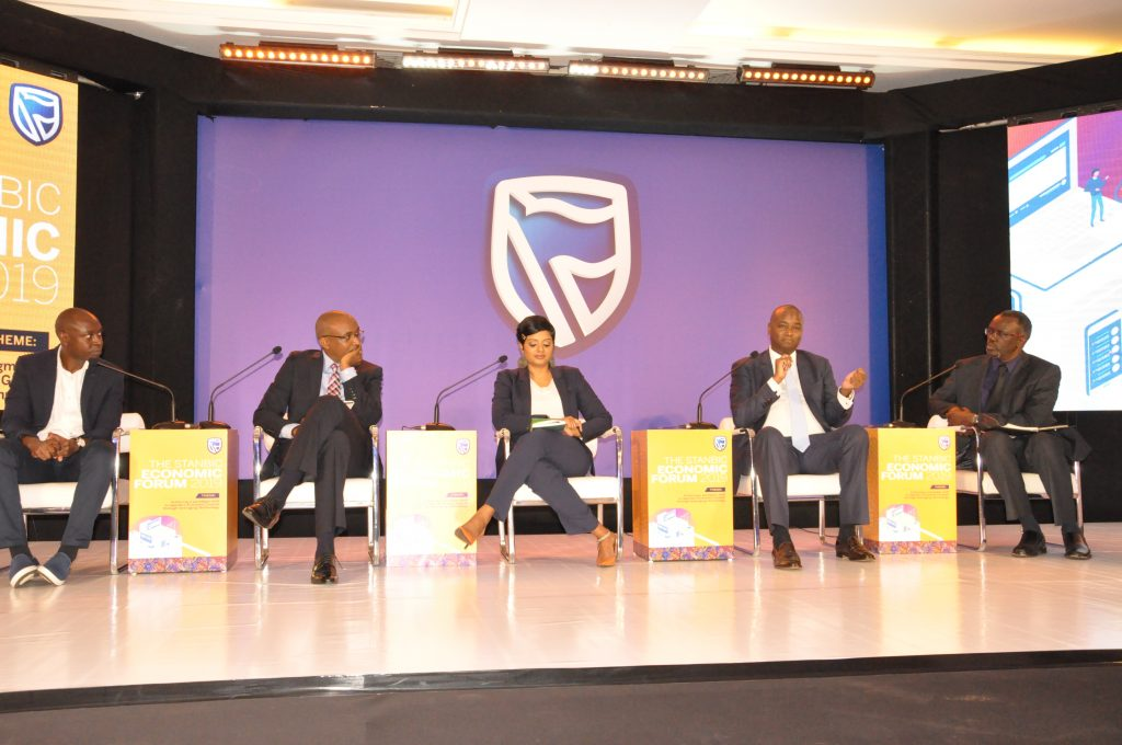 Optimism AS Stanbic bank holds annual Economic Forum ...