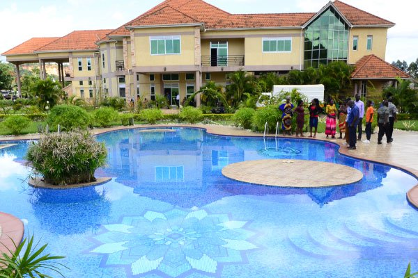 HAUNTED HOUSE? Minister Kibuule\'s Swimming Pool Has Claimed 3 Lives ...